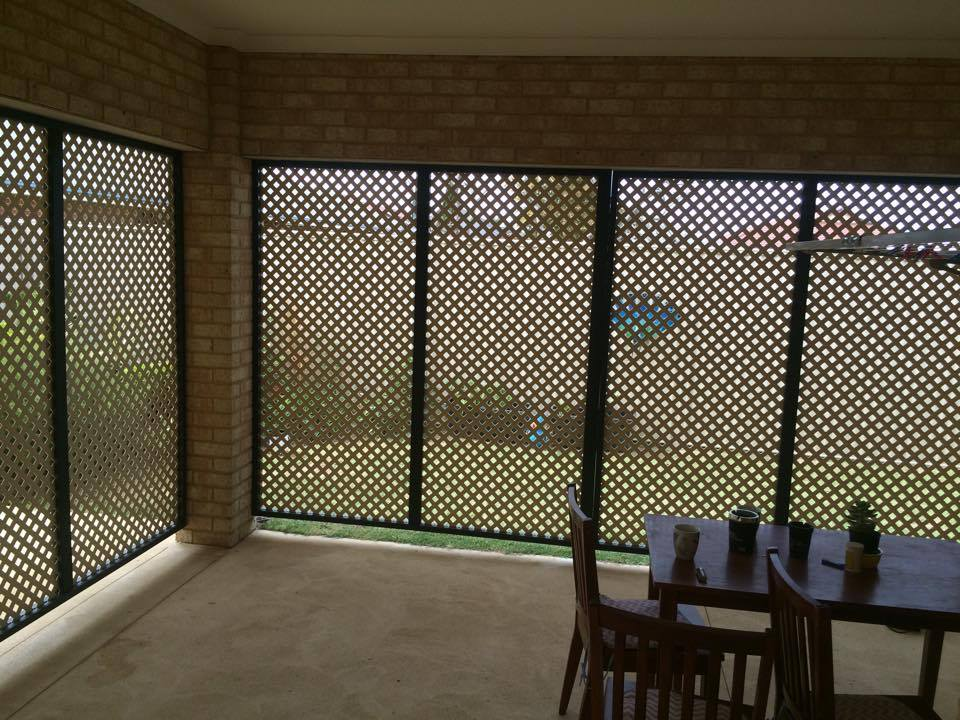 Lattice Screen Amp Fencing Perth Screening Solutions