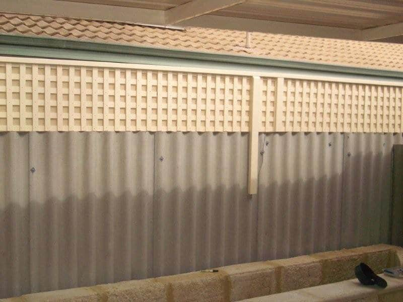 perth fence extensions